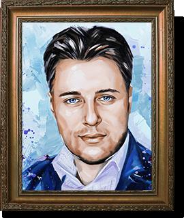 Портрет для бизнесмена